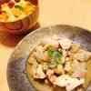 【 ご飯ログ 】 鶏肉と蒟蒻の梅シソ照り焼き 【 レシピ 】
