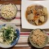2019-03-28の夕食