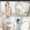 ロゴTシャツがお好き♡