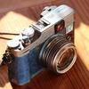 空色カメラ(富士フィルムX20)