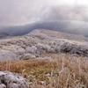 【登山】天候悪化!冬の「黒岩山」を目指す!