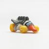Racing duck on wheel