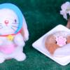 【桜もちっとドーナツ あずき】ミスタードーナツ 3月6日(金)新発売、ミスド 桜 ドーナツ 食べてみた!【感想】