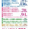 啓明館の進学実績2016(女子)
