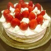 子どもと一緒に作った「イチゴムースケーキ」が簡単でとっても美味しかったです。