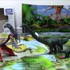 【古生物玩具】アニア「AA 05対決!巨大恐竜セット」