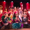 6月21日 Silk Road Cafeで踊りました~!