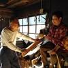 【募集開始。山村の過去と今とヒノキヒモ。最後の職人から学ぶツアー@和歌山県高野町 5/2】