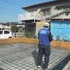 倉敷市船穂町の家 JIOによる配筋検査