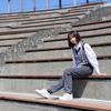 富山美少女図鑑 撮影会! ─ 環水公園 2021年4月10日 NARUHAさん その10 ─