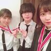 欅ちゃんの公式ブログの写真から。今回もてちいた。