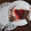 ピンクハートでバレンタイン*ヴィーガン・グルテンフリーのかわいい米粉お菓子レシピ*