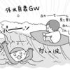 外出自粛GW/1コマ