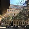 バルセロナ、グラシア地区のチョコレートカフェ