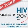 「HIV.gov」に名称変更へ