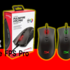 【Pulsefire FPS Pro レビュー】HyperXシリーズ初代ゲーミングマウスをベースにスペックアップした上位モデルが発売!早速使ってみた!