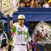 山田哲人 くん  150ホームラン おめでとう!