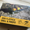 UCO MINI FLATPACK GRILL & FIREPIT #1