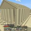 【マイクラ】砂漠のピラミッドをパルテノン風神殿に変える方法!! #25