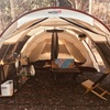 【ラク&おしゃれ】キャンプに棚(ラック)を導入してみた!
