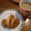 連休二日目、カフェオレとクロワッサンを食べながら考える