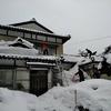 大寒波襲来!六渕砂防堰堤が凍りました!!!