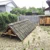 空き家再生プロジェクト【DIY3】 ~空き時間を利用して資材置き場(大)完成!~