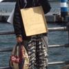 1日50円企画の宣伝してきた。