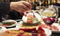 ワインを使った料理と一緒に調理に使ったワインを一緒に並べるのがベスト