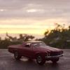 '70 Chevrolet El Caminoに乗って、秘境へ。
