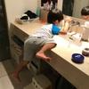 アクロバティック手洗い