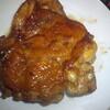業務スーパーの鶏もも肉を焼く 鶏肉のてりやき75円