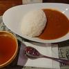 太陽咖喱で水曜限定400円ティーダカレー