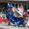 上之保・鳥屋市地区で春祭りが執り行われました!