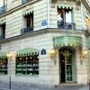 パリ・シャンゼリゼの「LADURÉE」でディナー