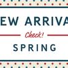 無料!ネットショップに使える素材 バナー「春の新作」シリーズ