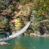 奥大井の名所、川根本町の寸又峡を訪ねる