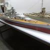 ドイツ博物館の海軍歴史展示室で係員が詳しいガイドをしてくれた