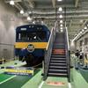 京都鉄道博物館「クル144・クモル145 さよなら展示」に行ってきた。
