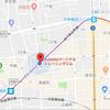 大阪メトロ「中崎町」駅からのアクセス