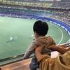 初めての野球観戦。赤ちゃん連れでナゴヤドームのプライムボックスに行った話。