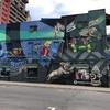 壁画?ストリートアート?