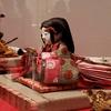 ■岩崎家のお雛さまと御所人形:岩崎家の雛 静嘉堂文庫美術館へ帰る