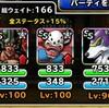 level.1279【???系15%UP】第169回闘技場ランキングバトル最終日
