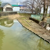 成瀬弁天橋公園の池(東京都町田)