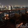 【タイ】夜遊びの新定番「ルーフトップバー」スカーレット@プルマン バンコク ホテルG