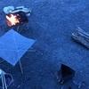 道志の森キャンプ場に行ってきました(ソロキャンプ焚き火編)