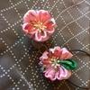 季節のつまみ細工〜桜