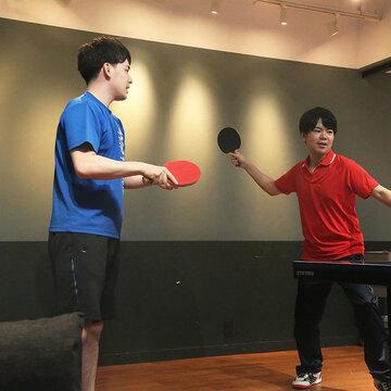 卓球でラリーを続けるコツは「打つ」ではなく「押す」! 初心者でも卓球を楽しむ&短時間で上達する方法を聞いてきた