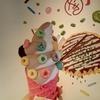 食べるのが勿体ない!?自分好みにカラフルなソフトクリームが作れるお店『まる焼き』に行きました @中区本通
